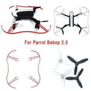 2020 2PC nouvelle hélice Protecteur pour Parrot Bebop 2.0 Props Pare-chocs Easy Mount Prop protecteur pour Bebop 2 Drone