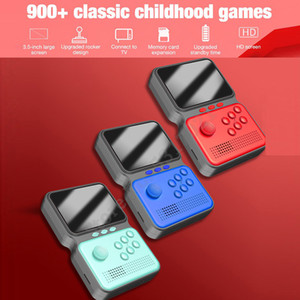 M3 game Box Power Video Game Console Handheld Fighting Arcade With 4G TF card Upgrade 900 Retro Games Pocket Game Joystick Console