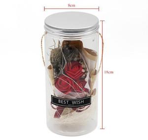 Soap Rose Led Soap Flower Plastic Bottles Wedding Artificial Flower Valentines Day Mothers D jllGQK trustbde