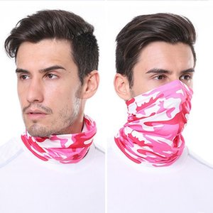 Protective Multifunctional Sports Bib Mask Cycling Outdoor Magic Headband Bandana Men's Scarf Snood Women Versatility Ma XHB847