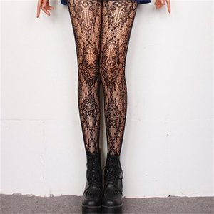 24 Design Grid Hollow Out Nets Women Tights Female Sexy Fishnet Panty Hose Silk Stockings Tattoo Pantyhose Mesh Stocking