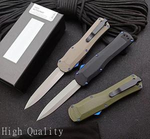 Banco BM 3400 dupla ação tática faca automática BM 3300 3310 3350 940 535 Survival portátil caça faca tática ut85 combate faca 01