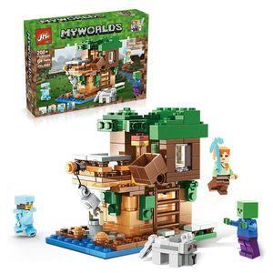 Mini puzzle enfant puzzles ville mondiale fun de particules assemblage de petits blocs de construction cadeau de jouets de haute qualité