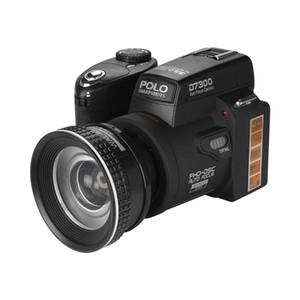 ПОЛО D7300 Цифровая камера HD1080P 3.0LCD 24 раза оптическое увеличение 33 миллионов пикселей, режим 3 комплементарной свет, три фута кадра