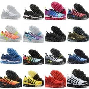 Free Delivery 2020 Men Women Tn Plus Running Shoes Black Electric Green Metallic Gold Coastal Blue Pink Sea Be True Og Mens Outdoor S