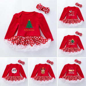 kids  clothes girls0-2 years old long sleeve Romper baby romper two piece children's wear