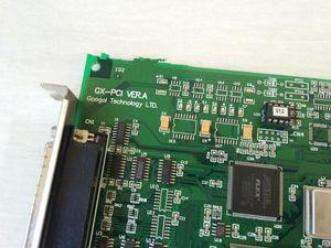 GX-PCI VER.A Endüstriyel Anakart% 100 test edilmiştir Mükemmel Kalite