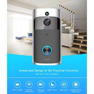 Smart Video Wireless WiFi campainha IR Visual Camera ferramenta de reparo do registro Assista ferramenta de reparo Home Security Sistema Assista O.16