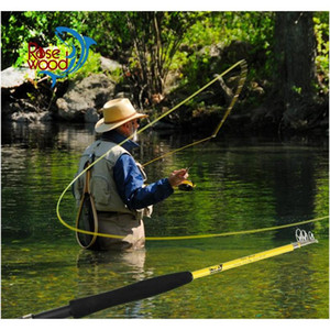new portable telescopic fly fishing rod 6'6