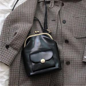 HISUELY Moda Clipe de Mulheres Bag PU ombro de couro Crossbody sacos Designer Mulheres Bolsas Totes Bolsa da embreagem Bolsa Mujer Q1106 Q4
