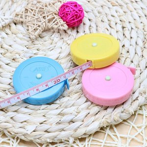 INCH CM 60-Inch 1.5 Meter Soft and Retractable Tape Measure Body Measurement Tailor Sewing Craft Cloth Measuring PU Tape