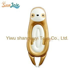 PVC inflatable children floating Penguin inflatable floating raft PVC surfboard water inflatable products