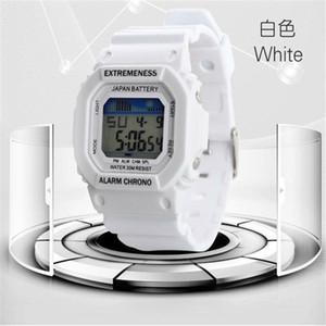 Nouveau Femmes Montres Sport Horloge numérique militaire Montres Femme étudiant Fille Mode féminine Heures Relojes Mujer Montre-bracelet 2019 C1002