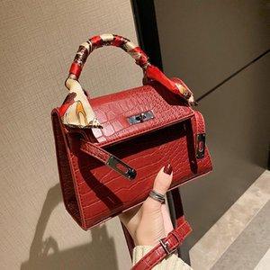 Vintage Petit sac à bandoulière pour les femmes 2020 nouvelle mode printemps été Japon Corée en cuir PU Polyvalent Messenger Bag
