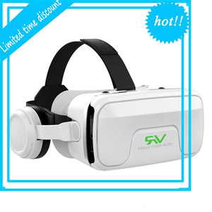 Mille Magic Vrshinecon White Auricolare VR Glasses 3D HD Blu Ray Virtual Reality