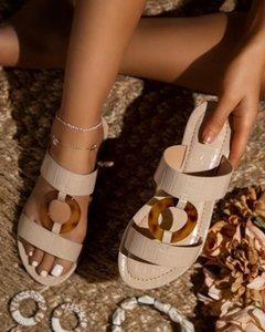 O1By Nuovo Pelle Mens Flip Flops Genuine Sandali Maschile Summer Estate Beach Slippers Beach Shoes Moda Moda Scarpe di alta qualità Sweetheart Slipper