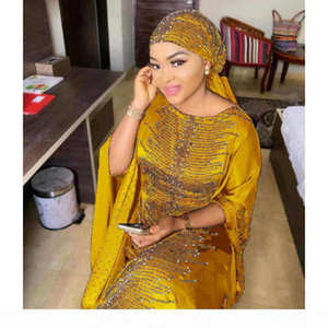 African Dresses For Women 2019 Africa Clothing Muslim Long Dress High Quality Length Fashion African Dress For Lady