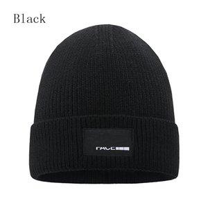 2021 Knit Beanies Warm Fashion Men Winter Autumn Hats Brand Sport Hat Thicken Double Outdoor Casual Cap Skull Sided Beanie TN Caps Rihpj