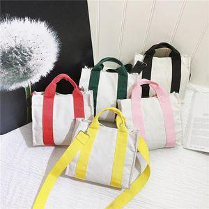 Quality Handbags Fashion Bags Bags Female Ladies High Shoulder Women's Canvas Iidlg