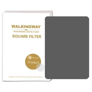 Camera Filters 150*100mm Graduated Grey & Full color Neutral Density 2 4 ND8 ND16 Square Camera Filter for Cokin Z Series Lee