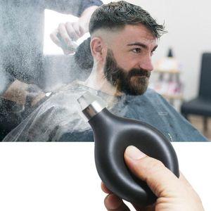 1PC صالون الشعر رش مسحوق زجاجة الحلاقة حلاقة بودرة التلك التصميم أدوات الملحقات