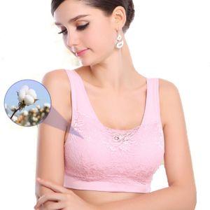 la forma del pecho del sujetador de la ropa interior de la mastectomía La mastectomía diseñado con sujetadores de encaje senos cáncer Bras B-1402 LJ200929 sujetador bolsillo del pecho prótesis