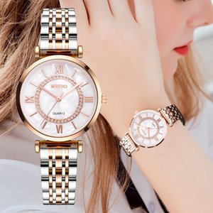 Vente en gros 30 pcs Couleur mélangée Mode 31mm x 7mm 50g de quartz Watch Watch Women's Enfants's Etudiants Montres Montres Casual Bracelet Ch080
