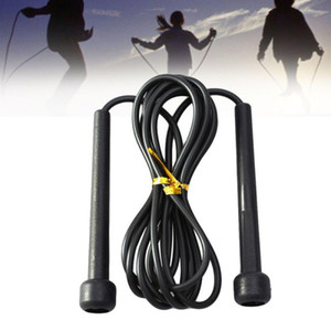 Plastic Handle Speed Skipping Jump Rope Adjustable ExerciseJump Sports Skipping Wire Boxing Training Exercise Fitness Equipments