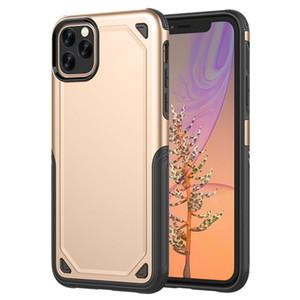 La caja del teléfono para el iPhone 12 11 Mini Pro MAX XS XR 7 8 más 2 SE armadura resistente cáscara de la cubierta posterior