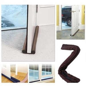 Home Door Twin Door Draft Dodger Guard Stopper Energy Saving Protector Home Dustproof Doorstop Window Twin Draft G wmtyZF pthome