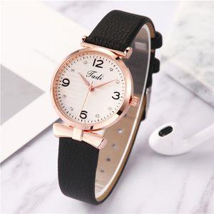 Women Watch Leather Quartz Watch Fashion Luxury Diamonds Ladies Dress Watch Watches Rhinestones Female Clock Relogio Feminino