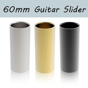 나오미 1 개 기타 손가락 슬라이드 골든 스테인레스 스틸 손가락 Knuck 길이 60mm