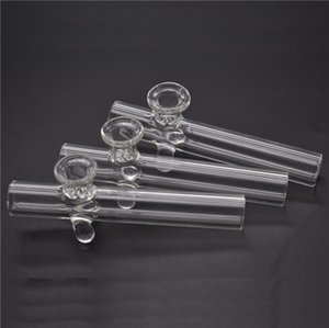 Labs Glass Hand Pipe for Smoking Labs Sherlock Spoon Pipes Hand Tobacco Pipe thick Steamroller glass oil burner pipe with honeycomb bowl
