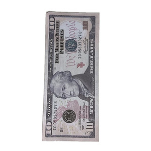 Banknotes Copy Fast Children's Of American Toys Props Money Movie 100pcs pack Shooting Currency Mhpeq Shipping Bar 7e Wwgco
