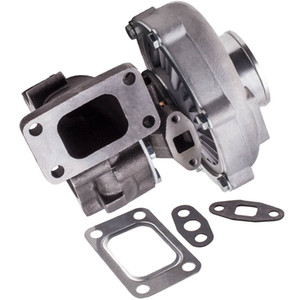Factory price T04E T3 T4 0.57 A R Turbo Turbocharger Compressor 400+HP BOOST STAGE III
