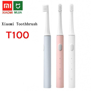 xiaomi Mijia T100 Sonic Electric Toothbrush Adult Ultrasonic Automatic Toothbrush USB Rechargeable Waterproof Tooth Brush Cwmsports FY8147