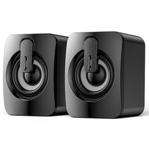 Mini Computer Speaker USB Wired Speakers 3D Stereo Sound Surround Loudspeaker for PC Laptop Notebook
