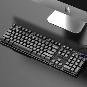 Gaming keyboard Wired keyboard PC Gamer clavier Gamer Silent For PC Laptop