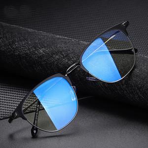 2020 Мужчина Женщина очки UV400 Blue Light Blocking Clear Оптика Женской Мода Компьютерные очки женская Женский Мужской