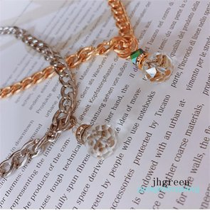 Dog And Cat Collar Small Medium And Large Dog Necklace Pet Collar Dog Chain Golden Retriever Chain Jewelry