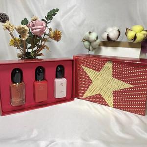 Collection de cadeaux de parfum féminin de qualité merveilleux 30ml * 3pcs SI Femmes parfum Set SI Passion SI Intense Livraison gratuite