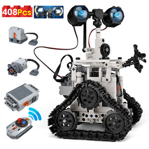 MissAbigale Classic Old Tractor Car Building Block Technic RC Robot Bricks Toys & Hobbies For Children Gift Blocks 1008