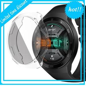 Huawei Monitors GT2E Yazılım, Ultra Şeffaf TPU Süit, Akıllı İzleme Kiti, Tam Ekran Koruyucu, Saat Aksesuarları