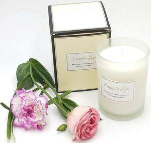 Multi sabores y velas de aromaterapia ayudando a la aromaterapia natural Villa de cristal Zumalong Aromaterapia Velas Smoke Jllmvw Lucky2005