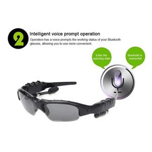 Moda Bluetooth Bluetooth Sunglass Wireless Deportes Auriculares Auriculares TWS BT Music Wireless