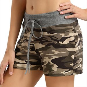 Summer Womens Camouflage Shorts Female Army Green Camouflage Shorts Ladies High Waist Casual Short For Women