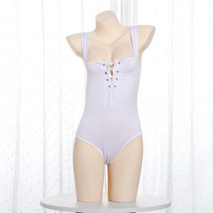 Sexy Bodysuit Womens Hot Erotic Catsuit Lingerie Nightwear Underwear Sleepwear One Piece Swimwear Bathing Suit Erotic Club Wear