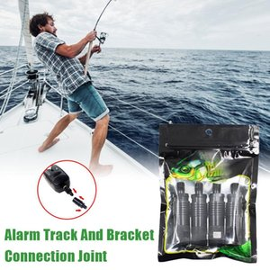 1pc quick adapter library style European fishing carp fishing all metal quick connect alert and support