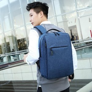 2020 New Laptop Usb Backpack Handbag Rucksack Anti Theft Men Backpack Travel Fashion Male Leisure Mochila
