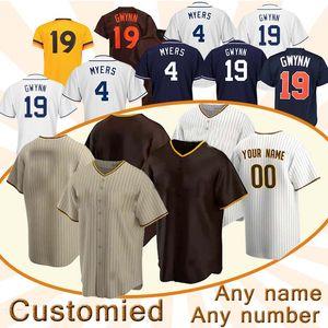 San Diego 2020 Pad Jersey Res Fernando Tatis Jr Manny Machado Eric Hosmer Wil Myers Luis Urias Austin Hedges Mejia Beyzbol Formaları 20 21
